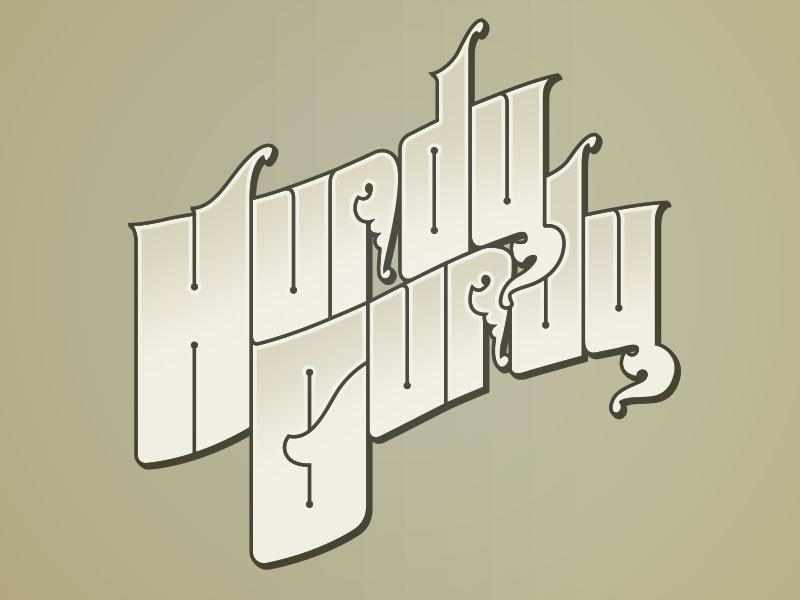 hurdygurdyrough